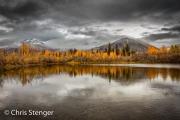 Herfst landschap-Autumn landscape