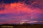 Maansopkomst - Moonrise