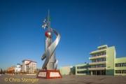 Modern monument - Modern monument