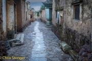 Oud straatje - Old street