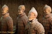 Terracotta leger - Terracotta army