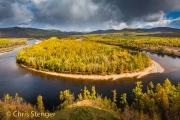 Herfstlandschap - Autumn landscape