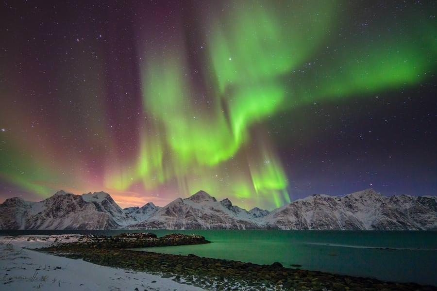 Noorderlicht - Aurora borealis