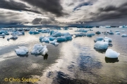 Gletsjermeer - Glacial lake
