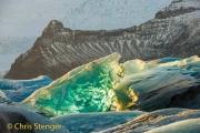 Gletsjer ijs - Glacial ice