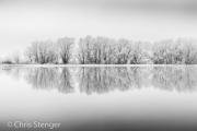 Winter landschap - Winter landscape