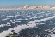 Bevroren meer - Frozen lake