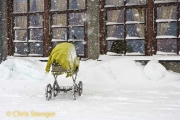 Kinderwagen, Noorwegen - Pram, Norway