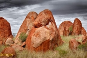 Graniet blokken-Granite boulders