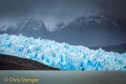 Gletsjer - Glacier