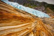 Svartisen Gletsjer - Svartisen glacier