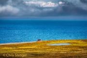 Landschap in Noord Noorwegen - Landscape in Northern Norway
