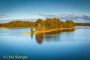 Rivier Juktån - River Juktån