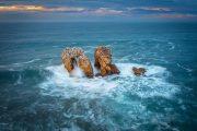 Cantabrische kust Spanje - Cantabrian coast Spain