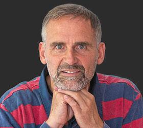 Portret van Chris Stenger Natuurfotograaf Reisfotograaf en Landschapsfotograaf