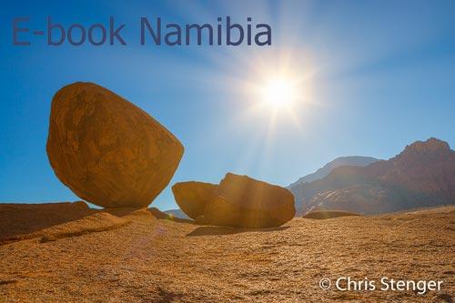 Downloads pagina Chris Stenger Natuurfotografie, Landschapsfotografie en Reisfotografie Eboek Namibië
