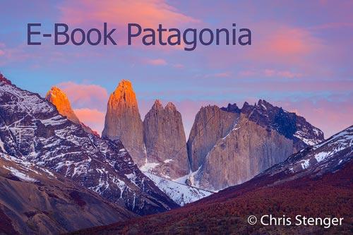 Downloads pagina Chris Stenger Natuurfotografie, Landschapsfotografie en Reisfotografie Eboek Patagnië
