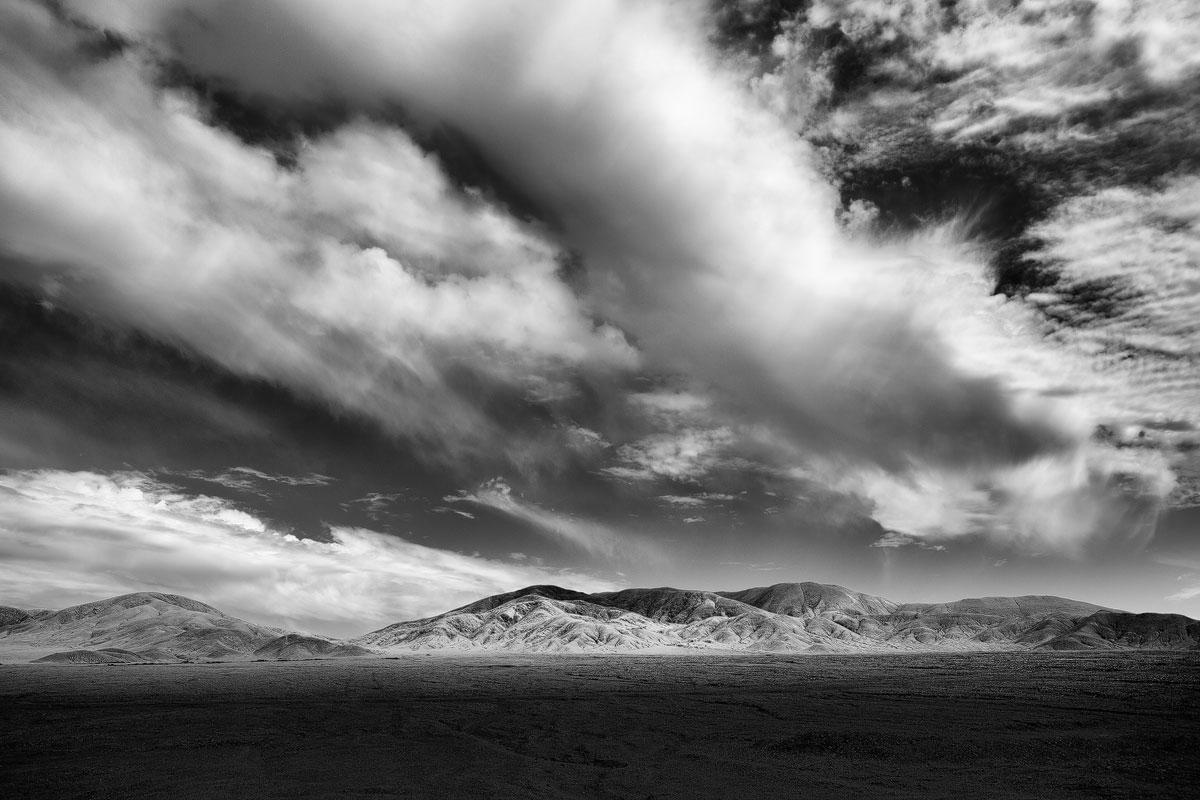 Ik zal met dit eindresultaat geen prijs winnen in een fotowedstrijd, maar ik ben tevreden met deze impressie van een wolkenlucht boven de Atacama